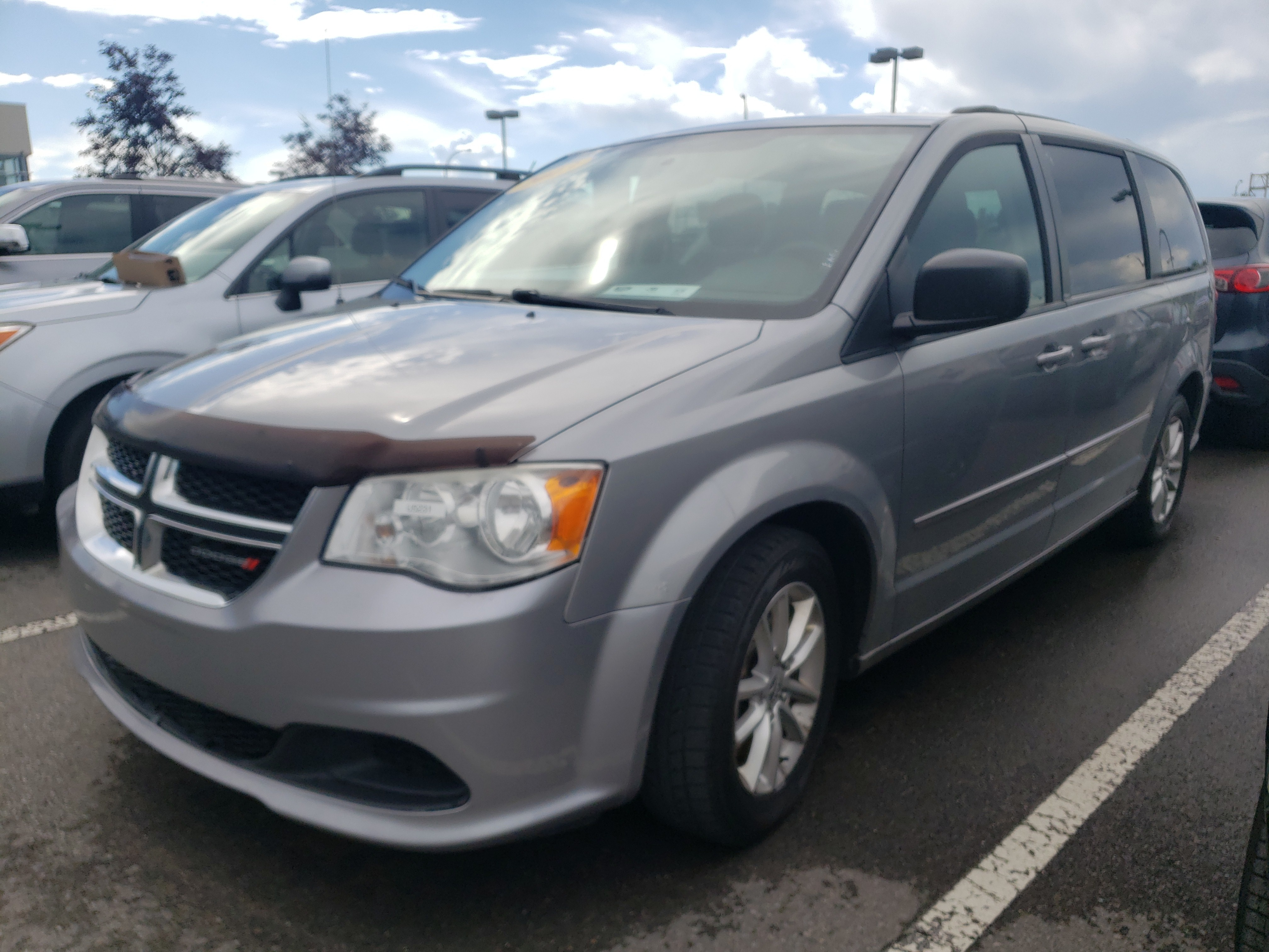 2013 Dodge  Grand Caravan SXT PLUS, STOW'N GO, MIROIRS CHAUFFANTS!!