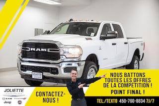 2020 Ram 2500 TRADESMAN ALLURE CHROME RAMBOX ÉCRAN 8.4P  +++ Camion cabine Crew