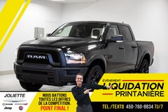 2021 Ram 1500 Classic SLT 4x4 Crew Cab 5.6 ft. box 140 in. WB