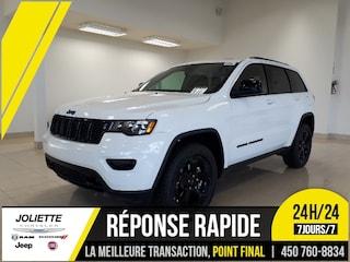 2018 Jeep Grand Cherokee Laredo UPLAND avec TOIT OUVRANT, ÉCRAN 8.4P, GPS VUS