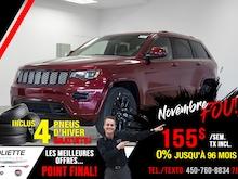 2021 Jeep Grand Cherokee ALTITUDE - ENS. REMORQUAGE. QUADRA TRAC. VUS