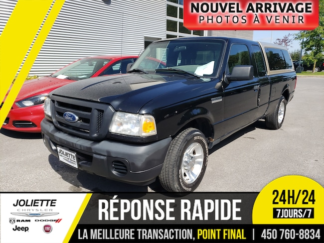 2011 Ford Ranger XL, ATTACHE REMORQUE, MAGS, BEDLINER!! Camion cabine double
