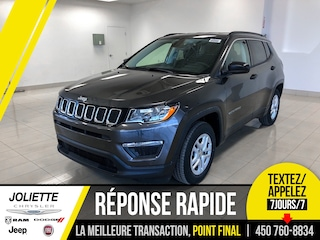 2020 Jeep Compass Sport VUS