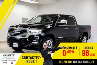2021 Ram 1500 Limited Longhorn Camion cabine Crew