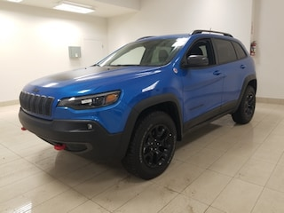 2019 Jeep Cherokee Trailhawk ELITE SAFETYTEC VUS
