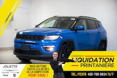 2021 Jeep Compass Altitude VUS