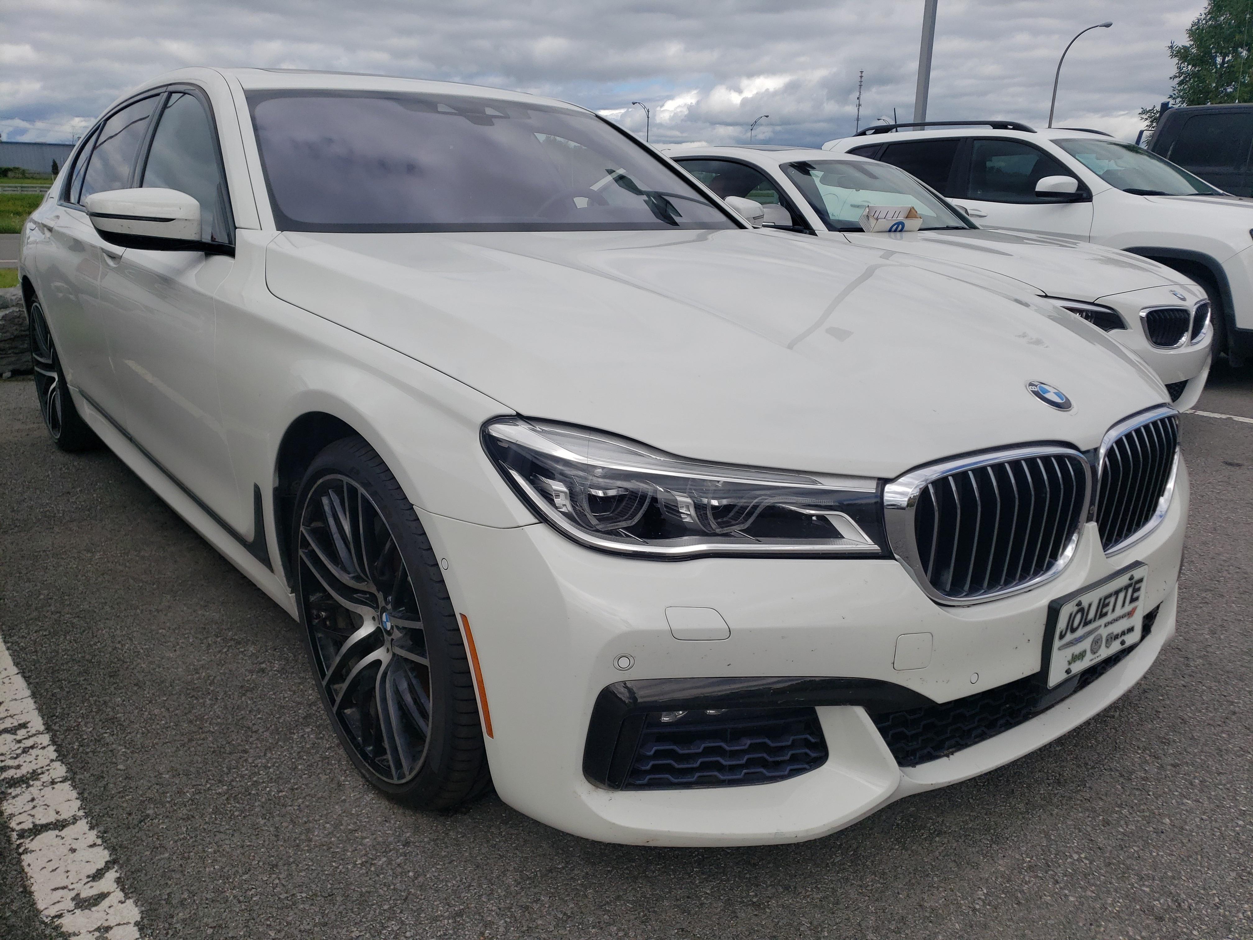 2016 BMW  750LI LI X DRIVE «FULL LOAD», FULL GARANTIE NOV 202