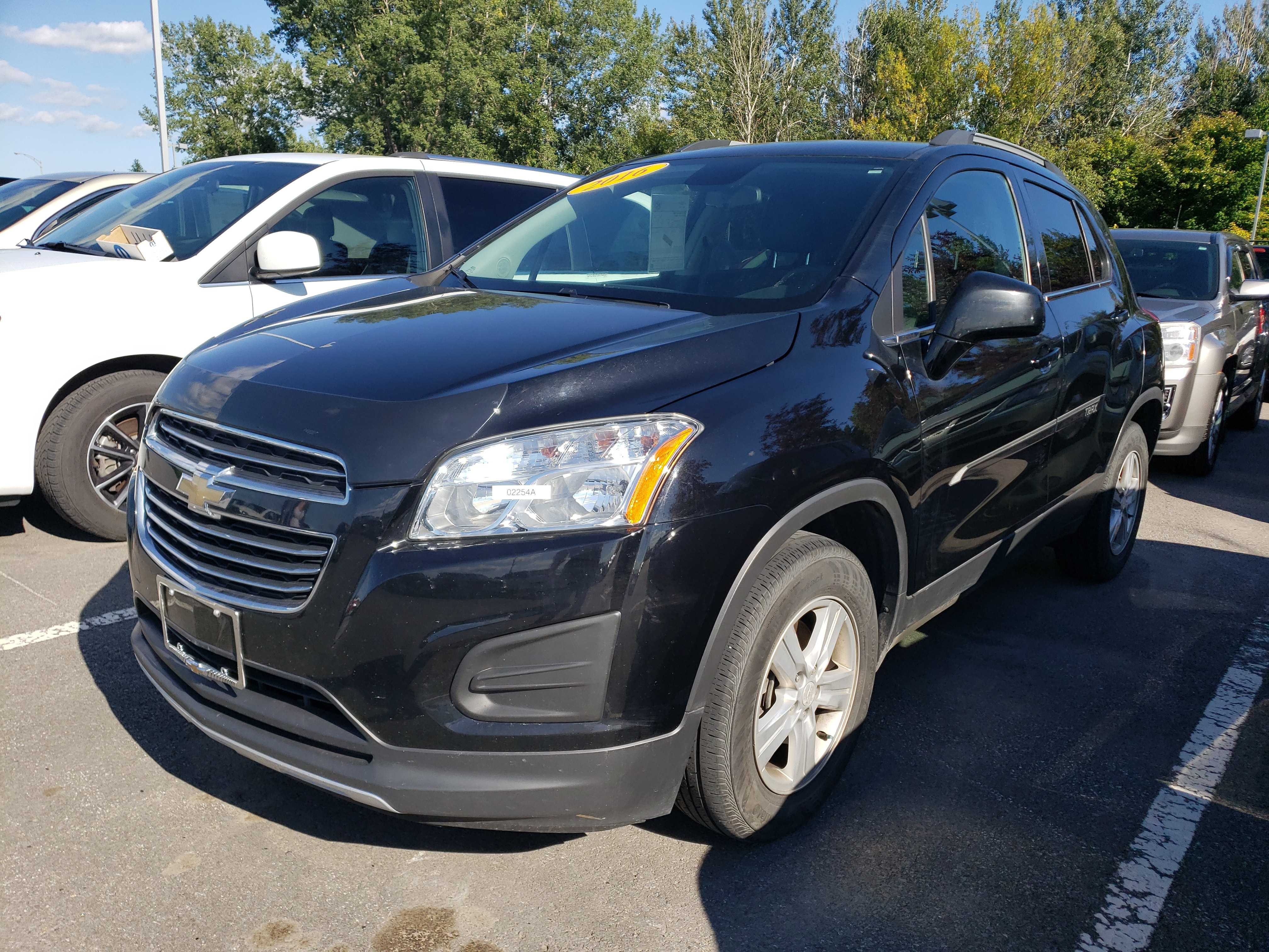 2016 Chevrolet  Trax LT, 4X4, BLUETOOTH, CAMERA, DEMAREUR!!