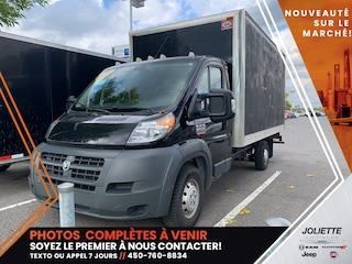 2015 Ram ProMaster 3500 CUBE, DIESEL, GROUPE ELECTRIQUE,  BLUETOOTH Truck Extended
