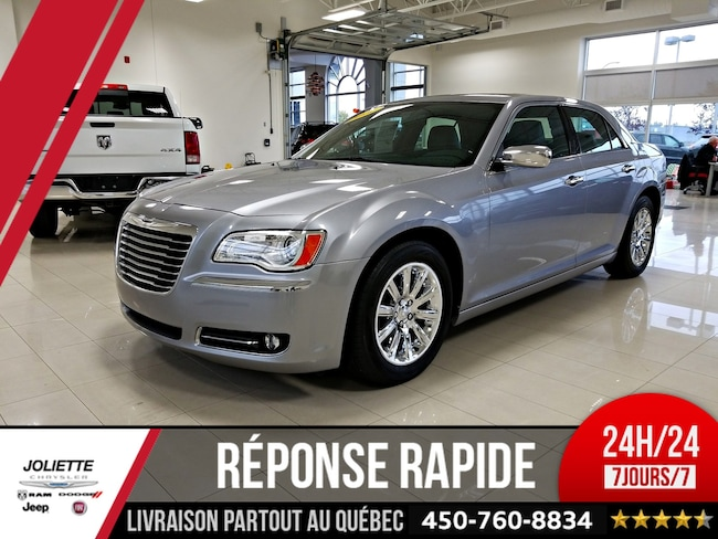 2014 Chrysler 300C TOIT, CUIR, NAV Berline