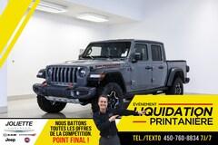 2021 Jeep Gladiator Rubicon Camion cabine Crew