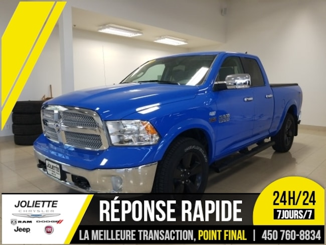 2018 Ram 1500 SLT OUTDOORSMAN ÉDITION HOLLAND Camion Quad Cab