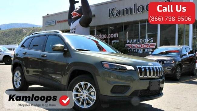 2019 Jeep New Cherokee Sport SUV