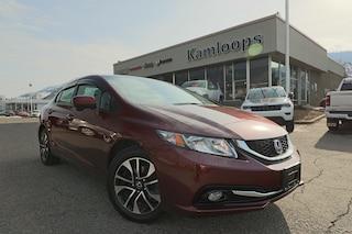2015 Honda Civic Sedan EX - Bluetooth -  Heated Seats - $113 B/W Sedan
