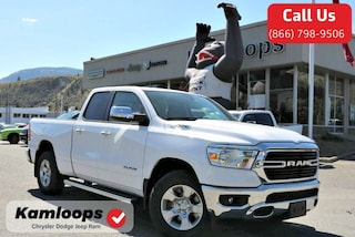 2019 Ram All-New 1500 Big Horn Truck Quad Cab 1C6SRFBT3KN872324