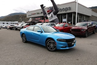 2019 Dodge Charger SXT AWD - One Owner - Trade-in - $234 B/W Sedan