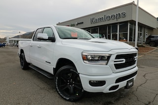 2021 Ram 1500 Sport - Hemi V8 - Leather Seats - $364 B/W Quad Cab