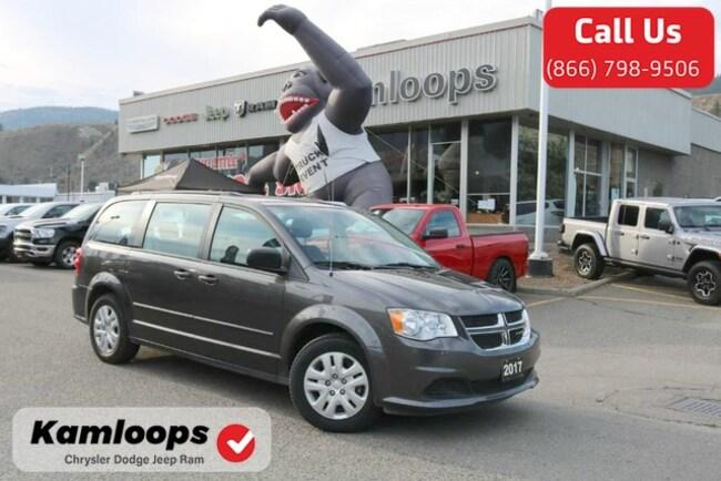 2017 Dodge Grand Caravan Canada Value Package Minivan/Van