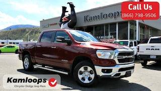 2019 Ram All-New 1500 Big Horn Truck Crew Cab 1C6SRFFT3KN576990