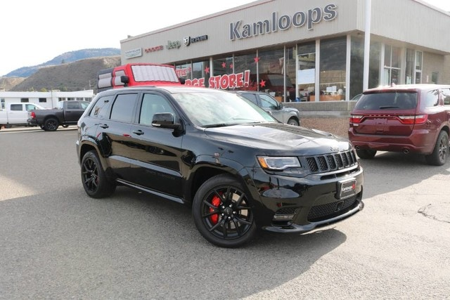 Jeep Grand Cherokee Srt8 2019