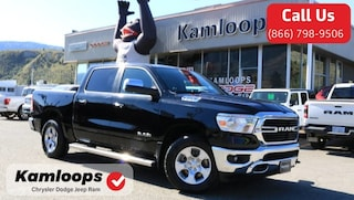 2019 Ram All-New 1500 Big Horn Truck Crew Cab 1C6SRFFT4KN576979