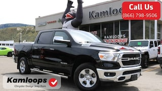 2019 Ram All-New 1500 Big Horn Truck Crew Cab 1C6SRFFT9KN576976