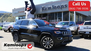 2018 Jeep Grand Cherokee Limited /Demonstrator//4x4//Leather//Navi/ SUV