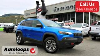2019 Jeep Cherokee Trailhawk Elite //Demonstrator//4x4//Moonroof/ SUV