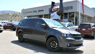 2019 Dodge Grand Caravan SXT Demonstator Stow-N-Go Rearscreen Minivan/Van