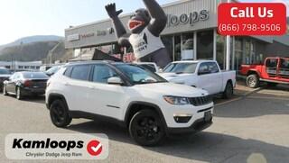 2019 Jeep Compass Altitude SUV 3C4NJDBB2KT834169