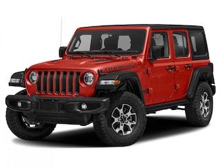 2021 Jeep Wrangler Rubicon - Leather Seats - Heated Seats - $328 B/W SUV