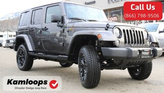 2018 Jeep Wrangler JK Unlimited Sahara SUV 1C4BJWEG4JL893188