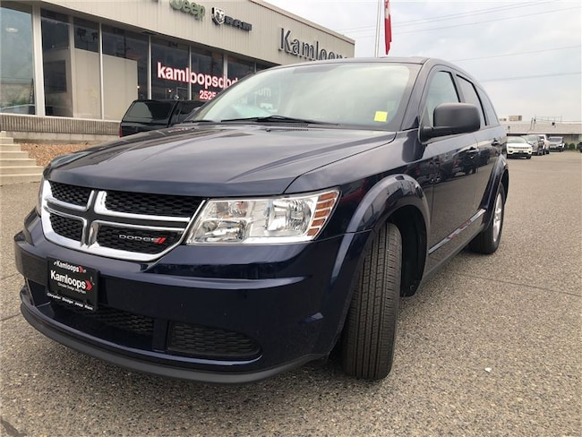 2017 Dodge Journey Canada Value Pkg VUS