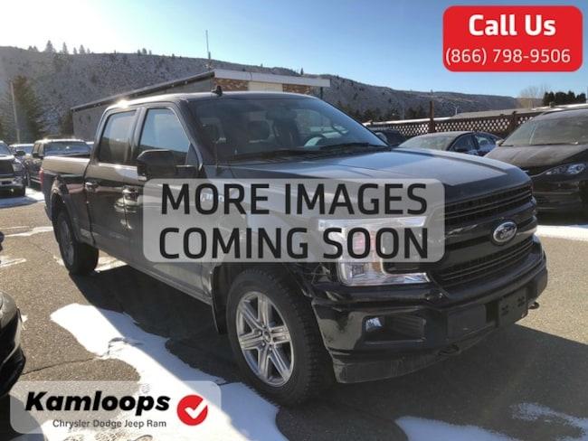 2018 Ford F-150 Lariat Pickup Truck