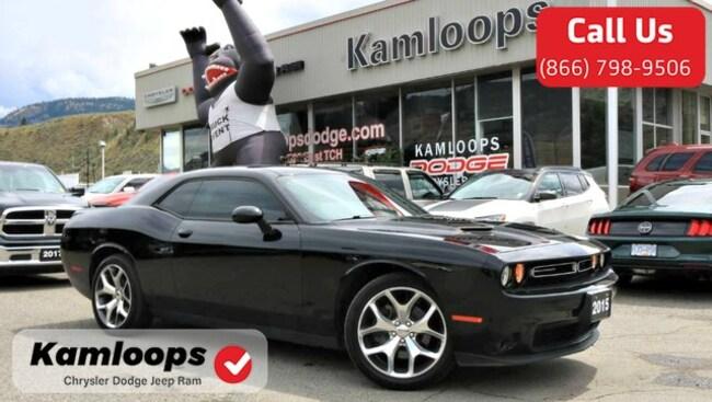 2015 Dodge Challenger SXT Plus /Heatedseatswheel//Navi//Bluetooth/ Coupe