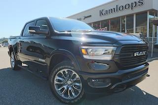 2020 Ram 1500 Laramie - Leather Seats - Navigation - $387 B/W Crew Cab