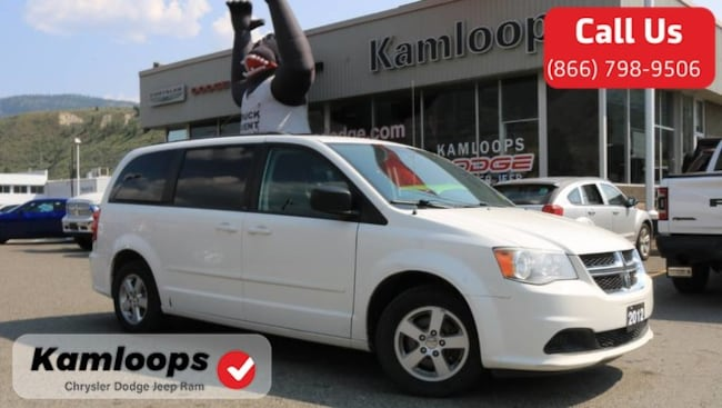 2012 Dodge Grand Caravan SE /Bluetooth//Siriusxm//Stow-N-Go/ Minivan/Van