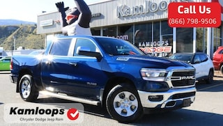 2019 Ram All-New 1500 Big Horn Truck Crew Cab 1C6SRFFT0KN552081