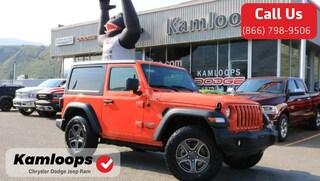 2019 Jeep Wrangler Sport S SUV 1C4GJXAN7KW531839