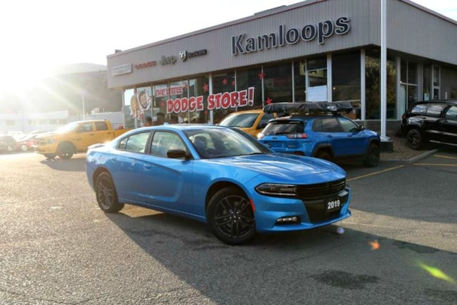 2019 Dodge Charger SXT AWD Navi Satradio Sedan