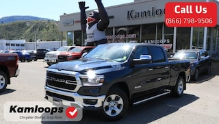2019 Ram All-New 1500 Big Horn Truck Crew Cab 1C6SRFMT5KN552080