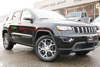 2020 Jeep Grand Cherokee Limited SUV 1C4RJFBG7LC206033