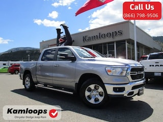 2019 Ram All-New 1500 Big Horn Truck Crew Cab 1C6SRFFT1KN576986