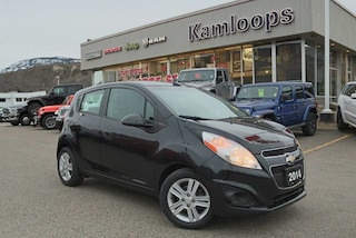 2014 Chevrolet Spark LT Backupcam Bluetooth Satradio Hatchback