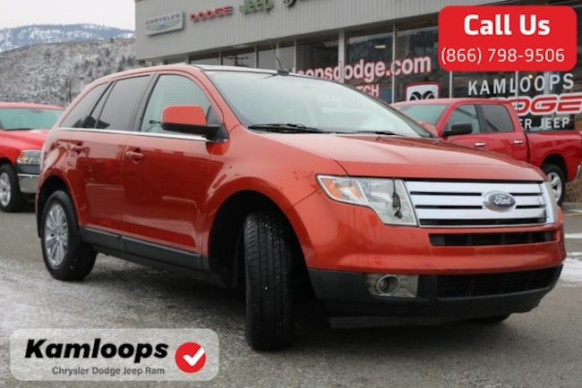 2008 Ford Edge Limited Crossover