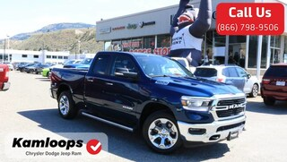 2019 Ram All-New 1500 Big Horn Truck Quad Cab 1C6SRFBT2KN552072