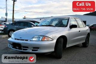 2001 Chevrolet Cavalier VL Berline 1G1JC524617362862