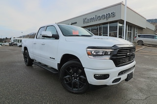 2021 Ram 1500 Sport - Hemi V8 - Night Edition - $387 B/W Quad Cab