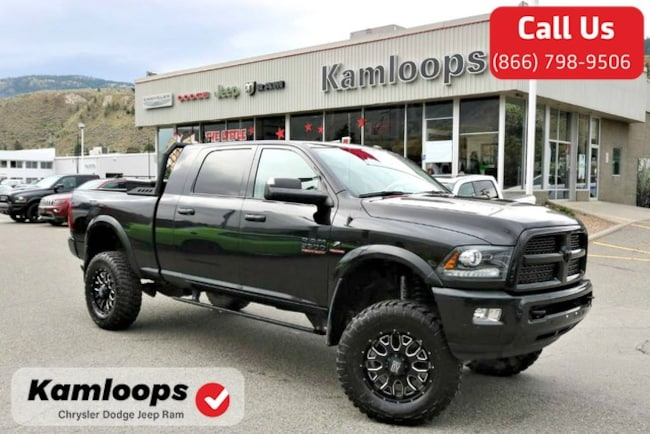 2016 Ram 3500 Laramie /4x4//Diesel//Megacab/ Pickup Truck