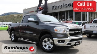 2019 Ram All-New 1500 Big Horn Truck Quad Cab 1C6SRFBT2KN552069